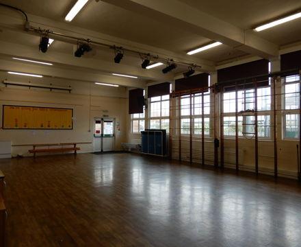 CF Hall 1